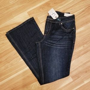 Maurices Boot Cut Mid Rise Jeans - NEW!!